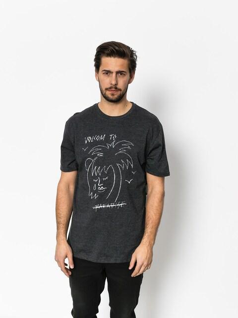 T-shirt Volcom Tropical D Hth (hbk)
