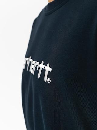 Bluza Carhartt Carhartt (navy/wax)