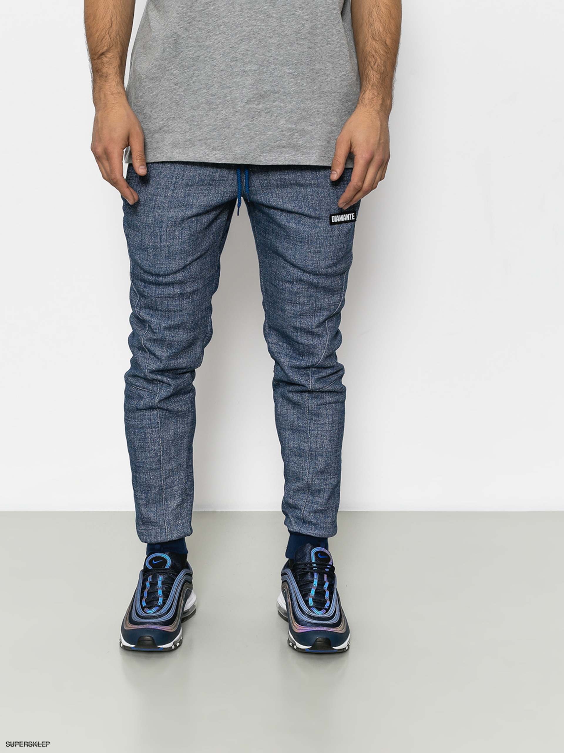 Spodnie Diamante Wear Jogger Cut Drs