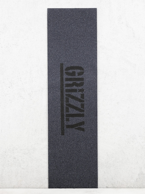 Papier Grizzly Griptape Stamp (black)
