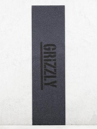 Papier Grizzly Griptape Stamp (black)