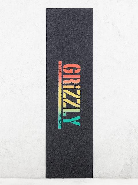 Papier Grizzly Griptape T Puds Rusta Stamp (rasta)