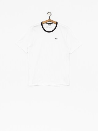 T-shirt Brixton Potrero III Prt (white/black)