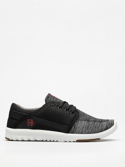 Buty Etnies Scout Yb (black/dark grey/red)