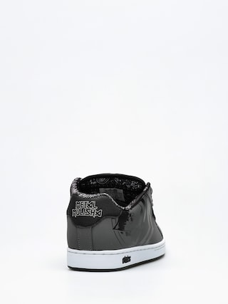 Buty Etnies Metal Mulisha Fader (grey/black/white)