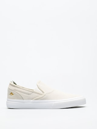 Buty Emerica Wino G6 Slip On (white/white)