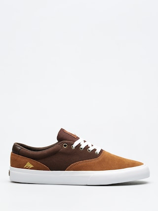 Buty Emerica Provost Slim Vulc (tan/brown/white)