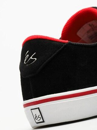 Buty Es Square Three (black/white/red)