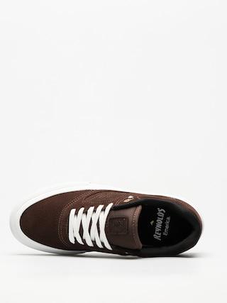 Buty Emerica Reynolds 3 G6 Vulc (brown/white)