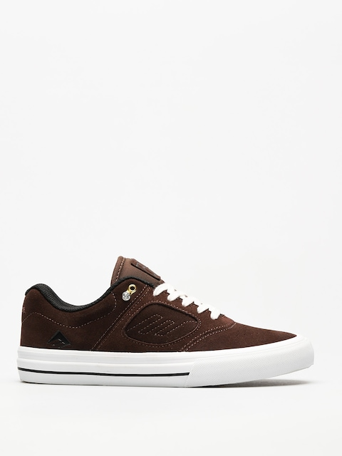 Buty Emerica Reynolds 3 G6 Vulc (brown/white)