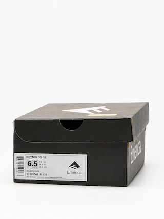 Buty Emerica Reynolds G6 (black/grey)