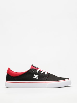 Buty DC Trase Tx (black/athletic red/black)