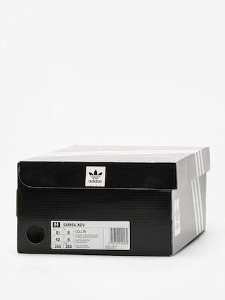Buty adidas Samba Adv (ftwr white/collegiate navy/gold met.)