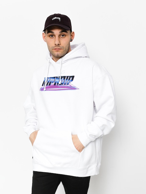 Bluza z kapturem RipNDip Rave HD (white)