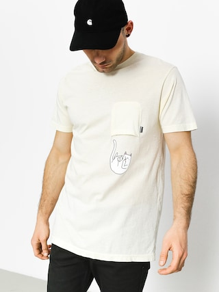T-shirt RipNDip Falling For Nermal (natural)