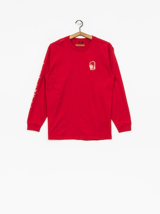 Longsleeve Brixton Chill Stt (red)
