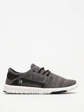 Buty Etnies Scout (black/heather)