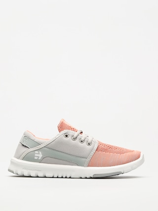 Buty Etnies Scout Yb Wmn (grey/red)