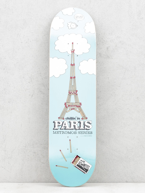 Deck Mob Skateboards Paris