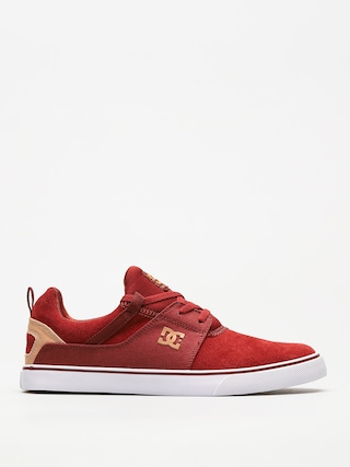 Buty DC Heathrow Vulc (burgundy/tan)