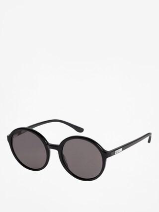 Okulary przeciwsłoneczne Roxy Blossom Wmn (shiny black/grey)