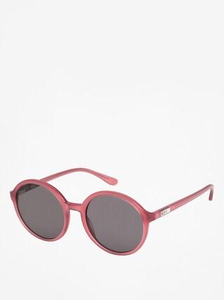 Okulary przeciwsu0142oneczne Roxy Blossom Wmn (shiny rasberry/grey)