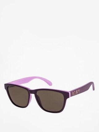 Okulary przeciwsłoneczne Roxy Mini Uma Wmn (matte purple/grey)