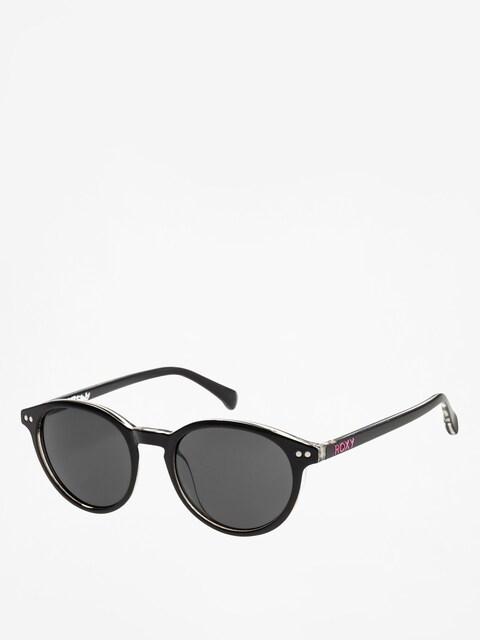 Okulary przeciwsłoneczne Roxy Stefany Wmn (shiny black white/g)