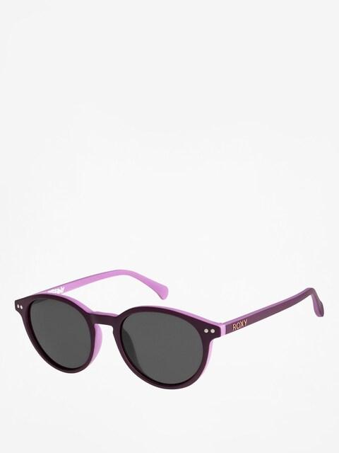 Okulary przeciwsłoneczne Roxy Stefany Wmn (matte purple/grey)
