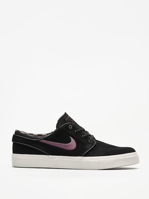Buty Nike SB Zoom Stefan Janoski (black/pro purple ridgerock light bone)