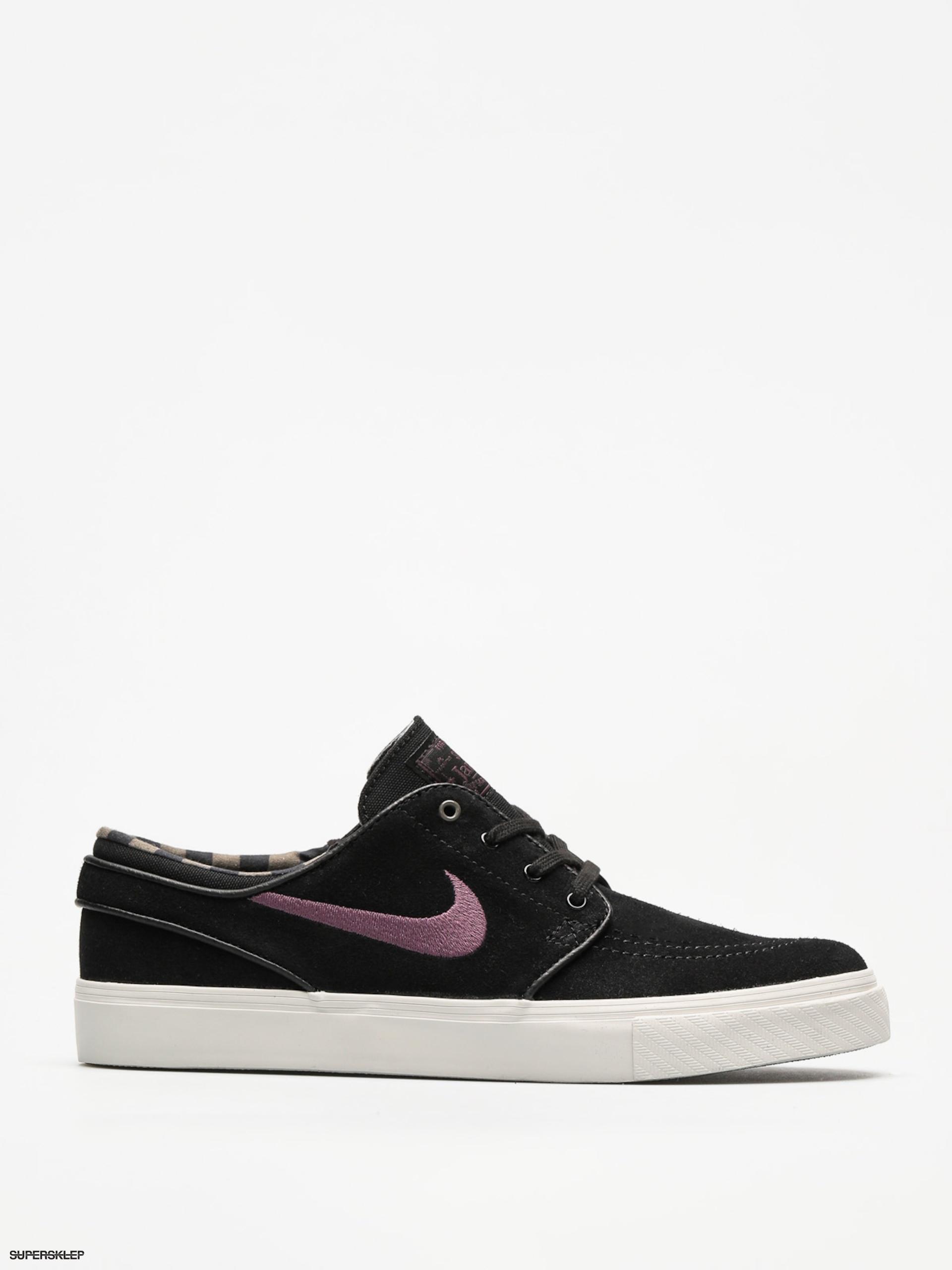 1e60d97dff4f Buty Nike SB Zoom Stefan Janoski (black pro purple ridgerock light bone)