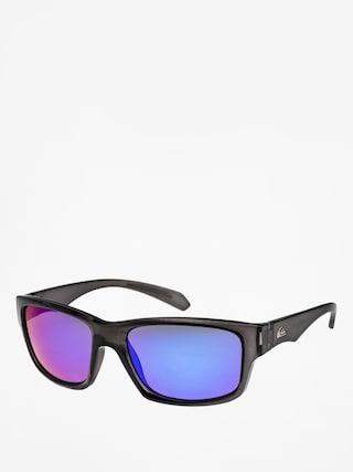 Okulary przeciwsłoneczne Quiksilver Off Road (smoke/ml blue)
