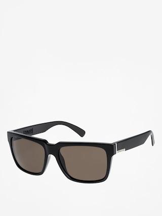 Okulary przeciwsłoneczne Quiksilver Bruiser (shiny black/grey)