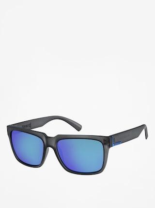 Okulary przeciwsłoneczne Quiksilver Bruiser (matte cr sm/ fl d b)