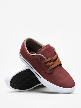 Buty Etnies Jameson 2 Eco (burgundy/tan)