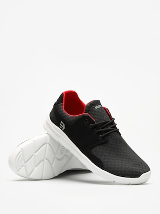 Buty Etnies Scout Xt (black/white/red)