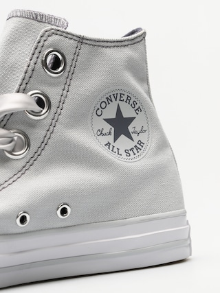 Trampki Converse Chuck Taylor As Big Eyelets Hi Wmn (pure platinum/light carbon)