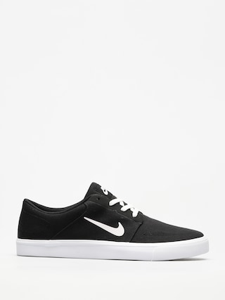 Buty Nike SB Sb Portmore Canvas (black/white)