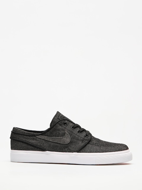 Buty Nike SB Sb Zoom Stefan Janoski Canvas Deconstructed (black/anthracite white hyper royal)