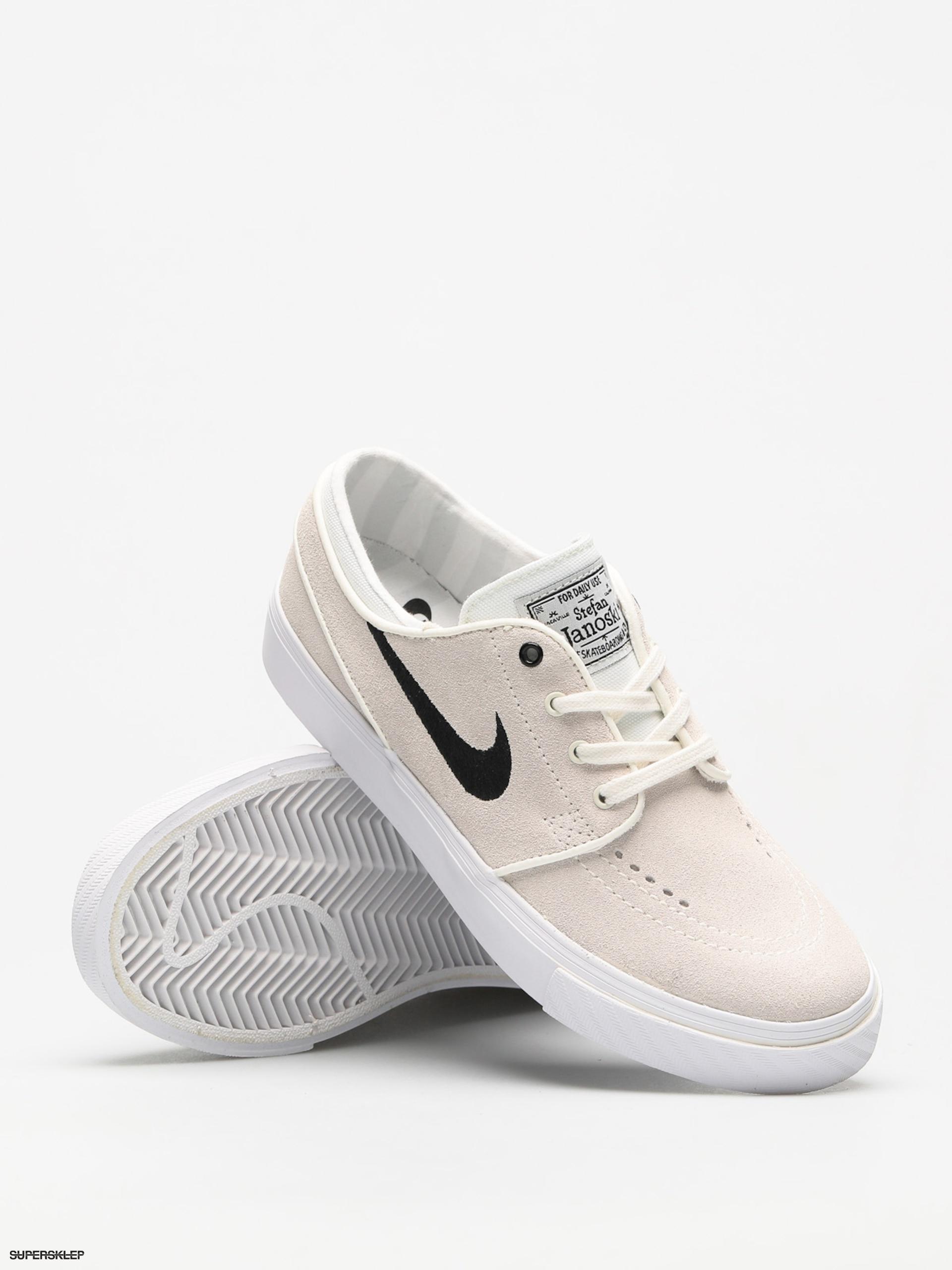 new arrival eaa4c b1ab9 Buty Nike SB Zoom Stefan Janoski (summit white black white pure platinum)