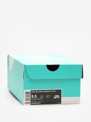 Buty Nike SB Sb Zoom Janoski Ht Slip (black/black gunsmoke white)
