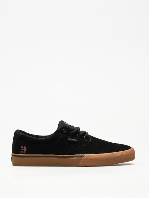 Buty Etnies Jameson Vulc (black/tan/red)