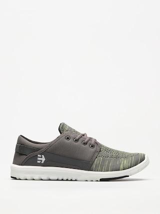 Buty Etnies Scout Yb (grey/green)