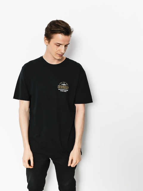 T-shirt Volcom Barred Bsc (blk)