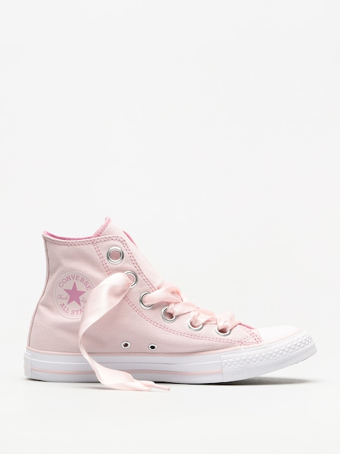 Trampki Converse Chuck Taylor As Big Eyelets Hi Wmn (barely rose/light orchid/white)