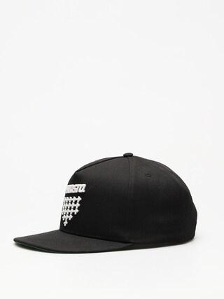 Czapka z daszkiem Prosto Snapback Hills ZD (black)