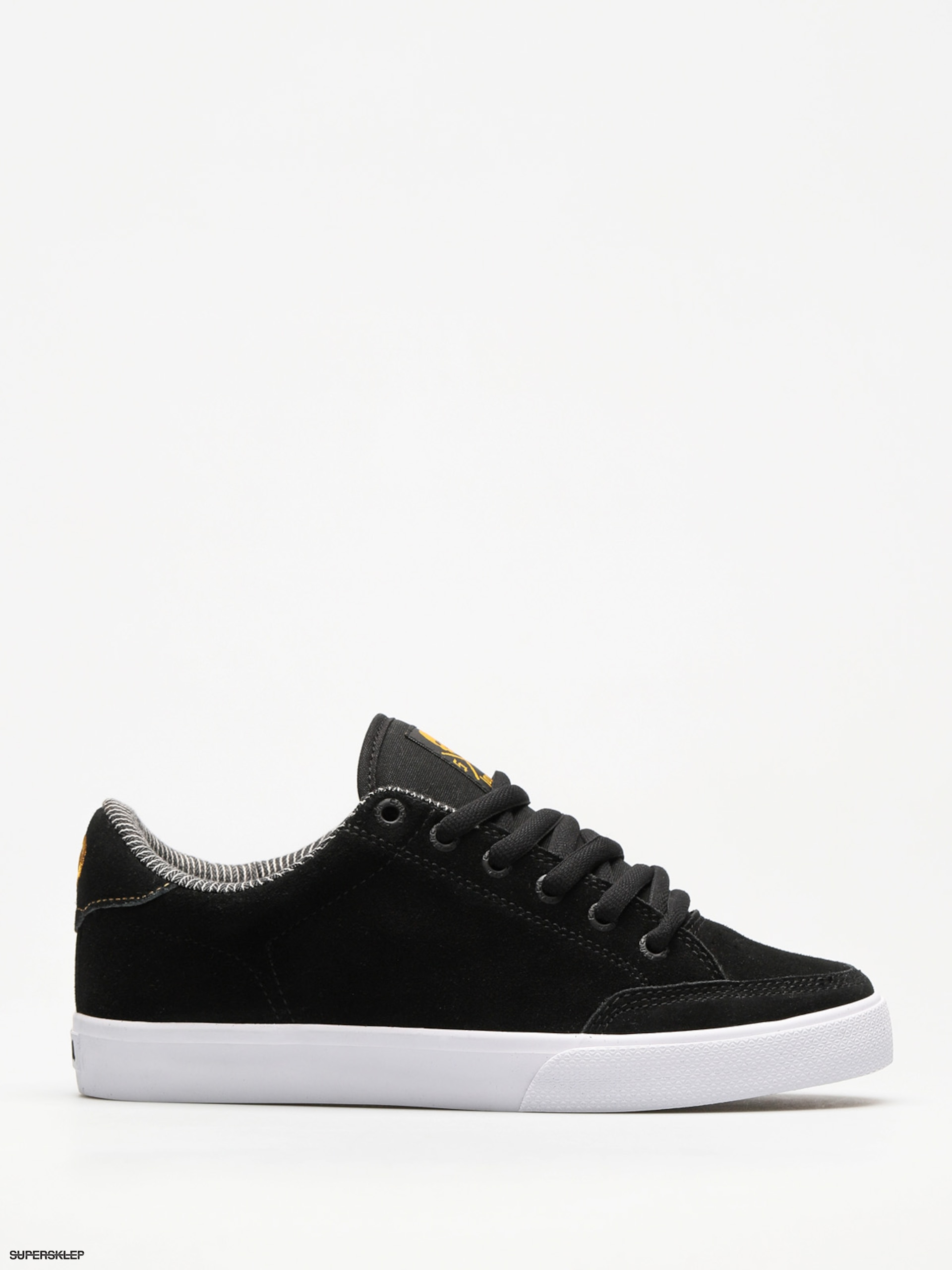 Buty Circa Lopez 50 (black/golden yellow)