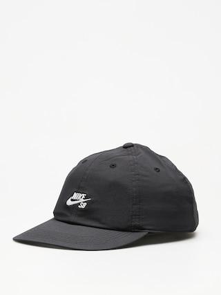 Czapka z daszkiem Nike SB Sb Heritage 86 Flat B ZD (black/white)