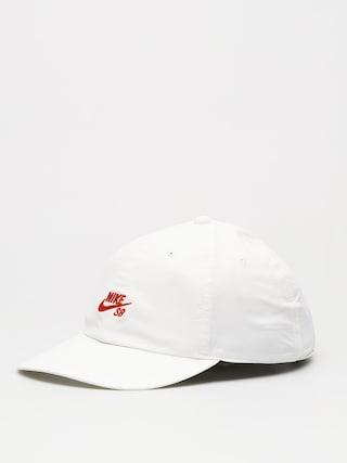 Czapka z daszkiem Nike SB Sb Heritage 86 Flat B ZD (white/vintage coral)