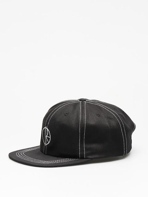 Czapka z daszkiem Polar Skate Contrast ZD (black)